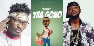 Tinny Yaa Gono (Yaa Pono Diss) | Mp3 Free Download