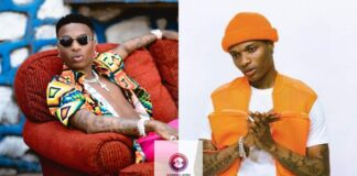 Fan of Wizkid Dedicates His Project Work